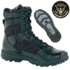 "Altama BLACK 8"" Sidezip LITESpeed BOOT 3454"