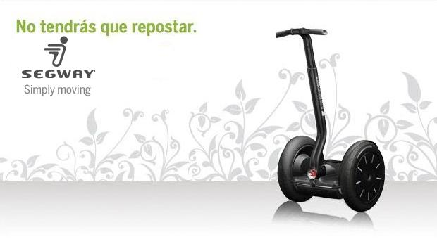 SEGWAY - SPAIN - Transporte Inteligente