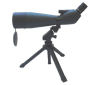 TTT39 Telescopio para tiro, zoom de 20 a 60x 90mm. Waterproof +tripode Larga Distancia